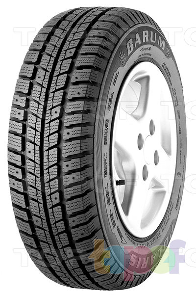 Шины Barum Polaris OR 60. Зимняя шипуемая шина для легковых автомобилей