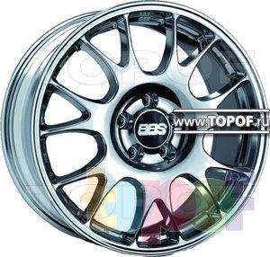 Колесные диски BBS CO. Изображение модели #1