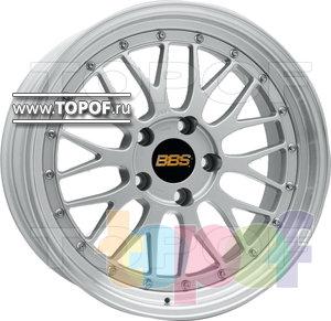 Колесные диски BBS Le-Mans. Изображение модели #1