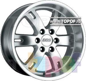 Колесные диски BBS RD Truck. Изображение модели #1