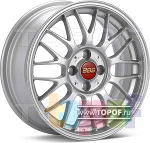 Колесные диски BBS RG-F. Изображение модели #1
