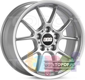 Колесные диски BBS RK. Изображение модели #1
