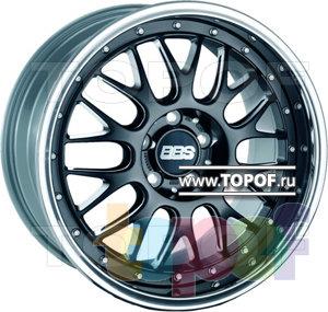 Колесные диски BBS RR. Изображение модели #1
