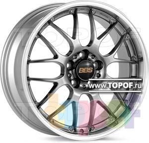 Колесные диски BBS RS-GT. Изображение модели #1