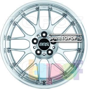 Колесные диски BBS RS-GT. Изображение модели #2