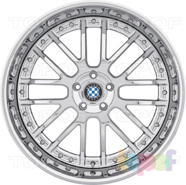 Колесные диски Beyern Henne. Черный