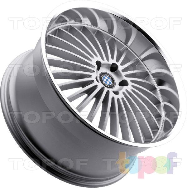 Колесные диски Beyern Multi. Серебряное покрытие