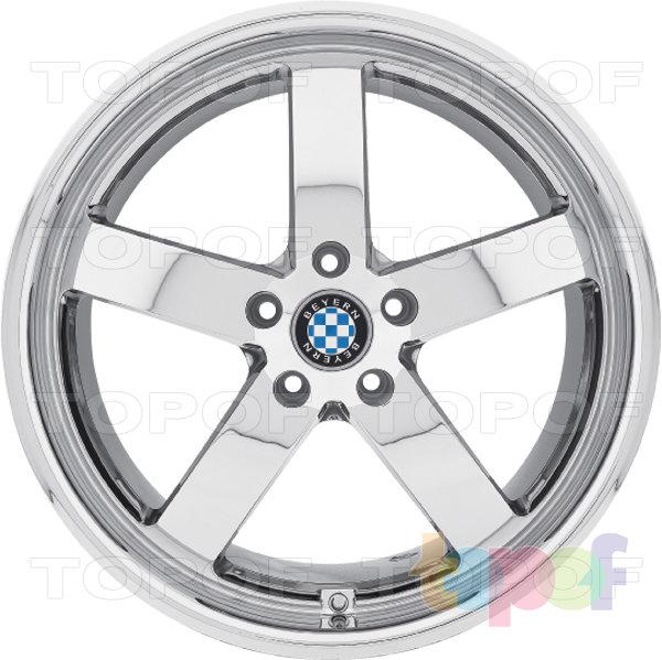 Колесные диски Beyern Rapp. Хромированное исполнение