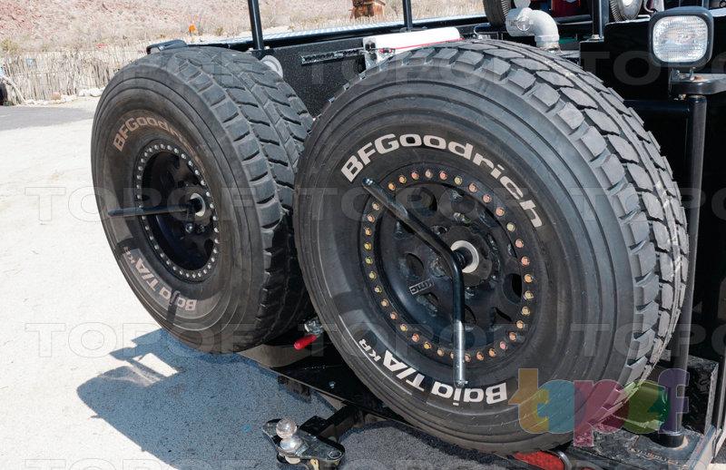 Шины BFGoodrich Baja T/A KR. Изображение модели #2