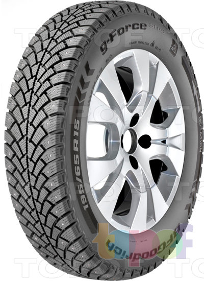 Шины BFGoodrich G-Force Stud. Изображение модели #1