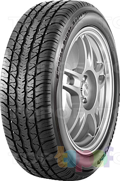 Шины BFGoodrich G-Force Super Sport A/S. Изображение модели #1