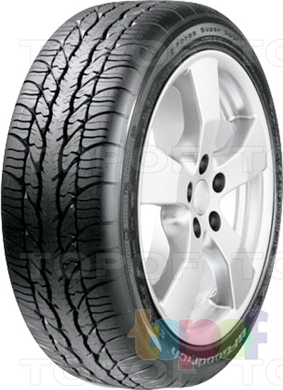 Шины BFGoodrich G-Force Super Sport A/S. Изображение модели #3