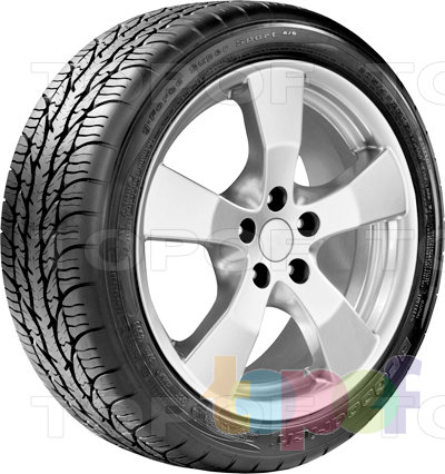 Шины BFGoodrich G-Force Super Sport A/S. Изображение модели #4