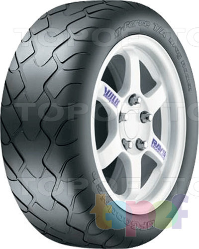 Шины BFGoodrich G-Force T/A Drag Radial. Изображение модели #1
