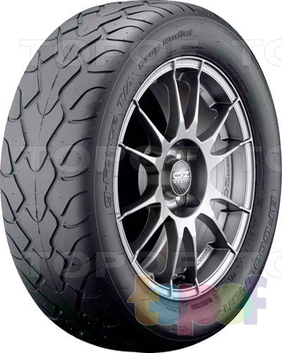 Шины BFGoodrich G-Force T/A Drag Radial. Изображение модели #2