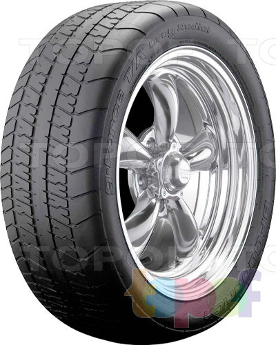 Шины BFGoodrich G-Force T/A Drag Radial 2