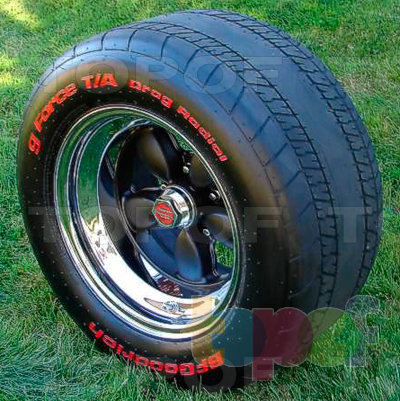 Шины BFGoodrich G-Force T/A Drag Radial 2. Изображение модели #5