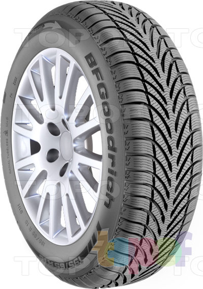 Шины BFGoodrich G-Force Winter. Изображение модели #1