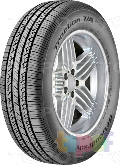Шины BFGoodrich Traction T/A spec