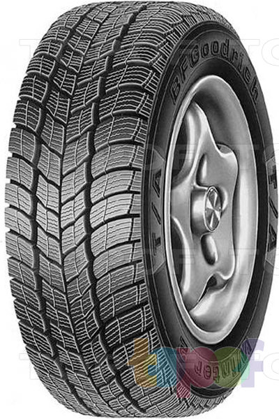 Шины BFGoodrich Winter 2 T/A. Изображение модели #2
