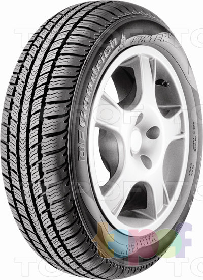 Шины BFGoodrich Winter G. Изображение модели #1