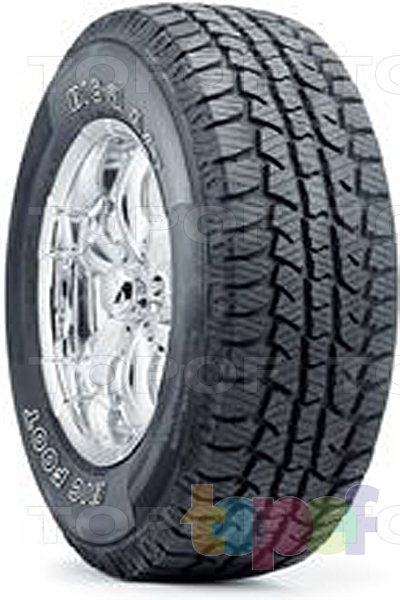 Шины Big O Tires Big Foot A/T All Terrain. Изображение модели #1