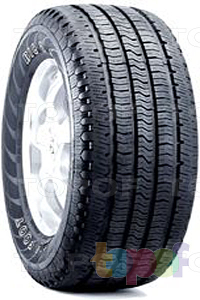 Шины Big O Tires Big Foot A/T Sport Touring. Изображение модели #1