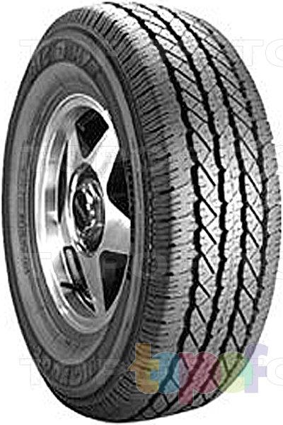 Шины Big O Tires Big Foot H/T. Изображение модели #1