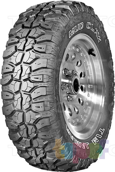 Шины Big O Tires Mud Claw Radial M/T
