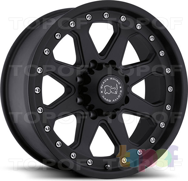 Колесные диски Black Rhino Imperial. Изображение модели #2