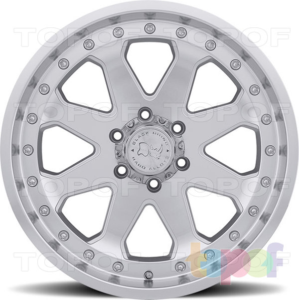 Колесные диски Black Rhino Imperial. Изображение модели #3