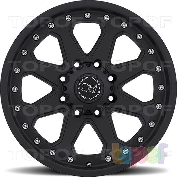 Колесные диски Black Rhino Imperial. Изображение модели #4