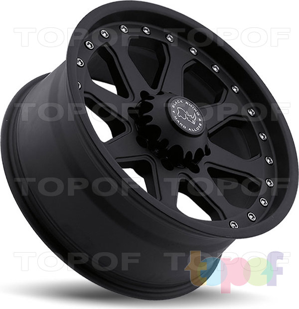 Колесные диски Black Rhino Imperial. Изображение модели #6