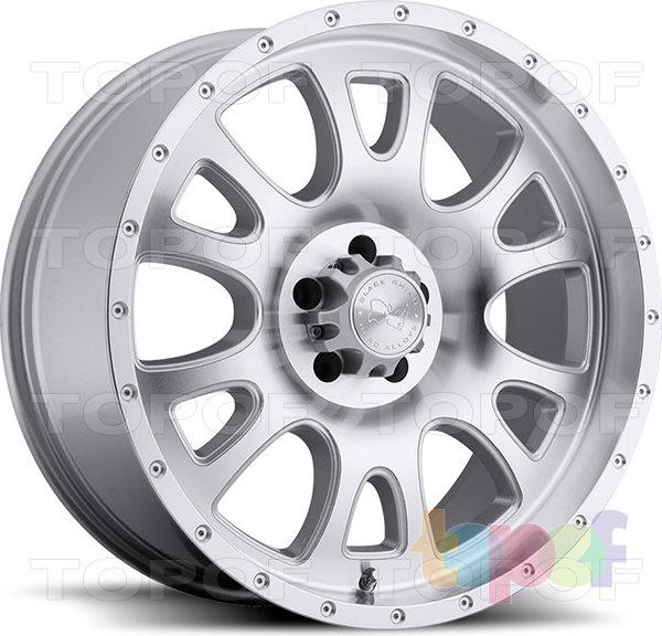 Колесные диски Black Rhino Lucerne. Изображение модели #1