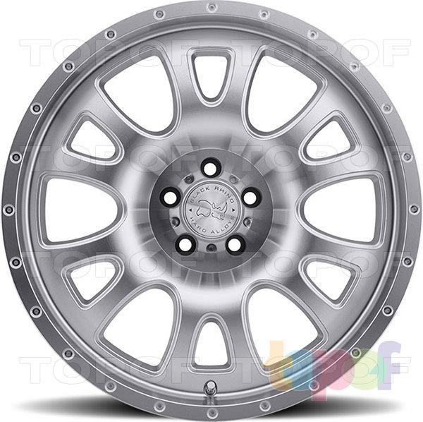Колесные диски Black Rhino Lucerne. Изображение модели #3