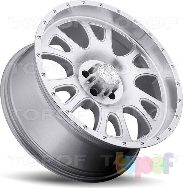 Колесные диски Black Rhino Lucerne. Изображение модели #5
