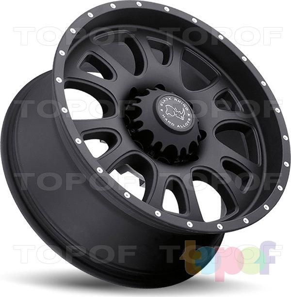 Колесные диски Black Rhino Lucerne. Изображение модели #6