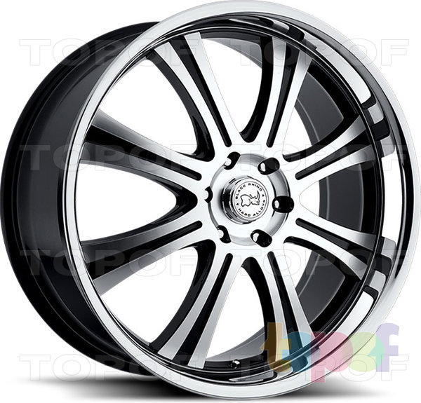 Колесные диски Black Rhino Sabi. Изображение модели #1
