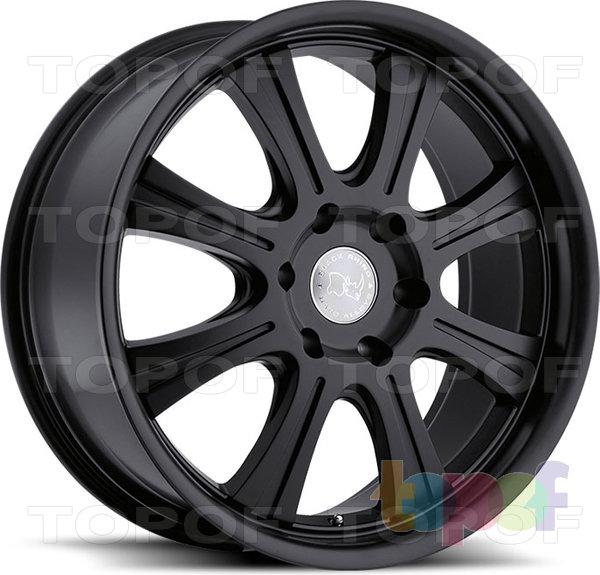 Колесные диски Black Rhino Sabi. Изображение модели #2