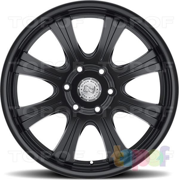 Колесные диски Black Rhino Sabi. Изображение модели #4