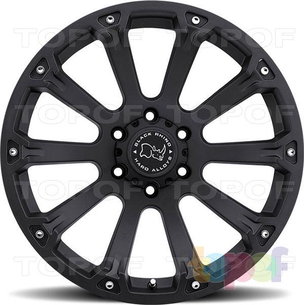 Колесные диски Black Rhino SideWinder. Изображение модели #2