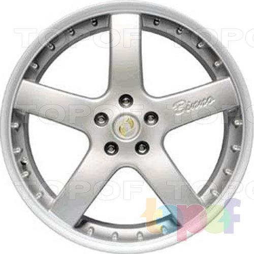 Колесные диски Borbet Binno B1. Изображение модели #2
