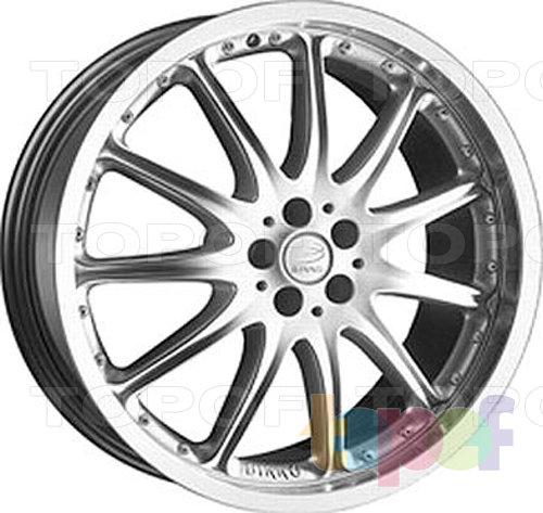 Колесные диски Borbet Binno B2. Изображение модели #1