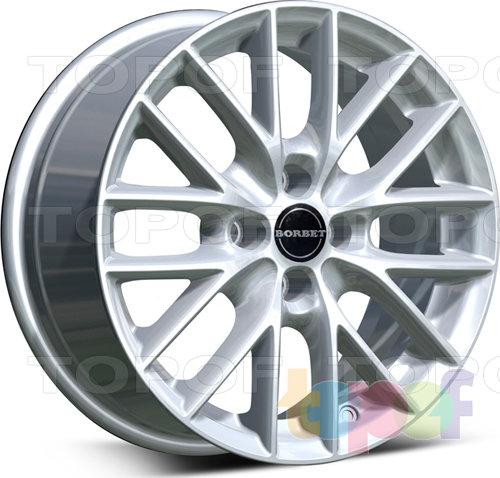 Колесные диски Borbet BS4