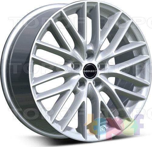 Колесные диски Borbet BS5