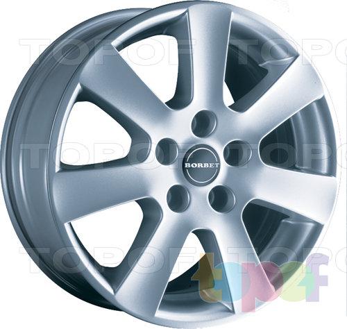 Колесные диски Borbet CA