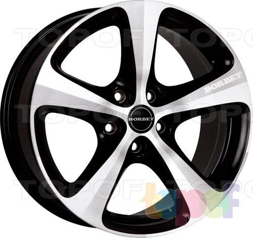 Колесные диски Borbet CC. Модель 2009 года