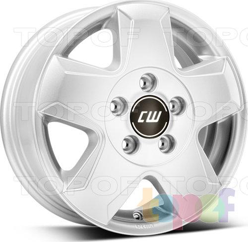 Колесные диски Borbet CG. Изображение модели #2