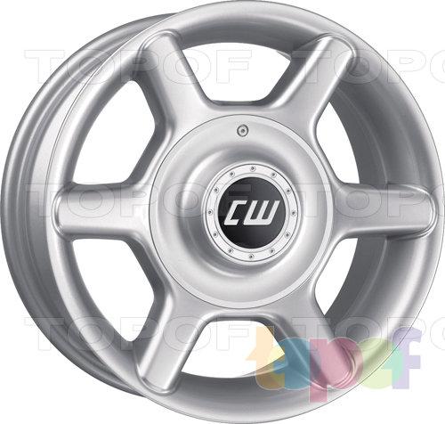 Колесные диски Borbet CW