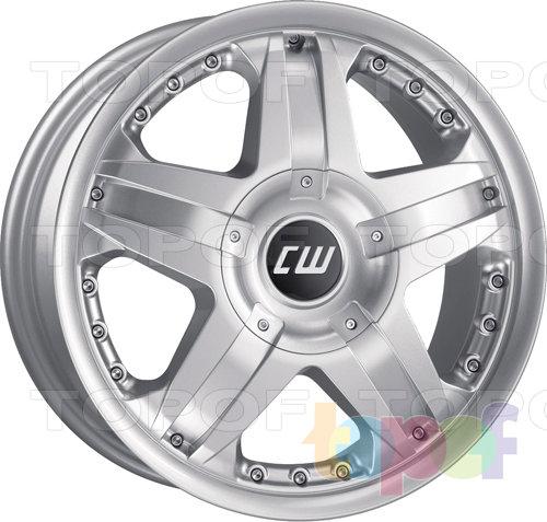 Колесные диски Borbet CWB. Изображение модели #1